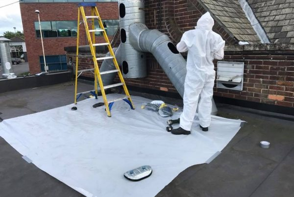cleaning air duct